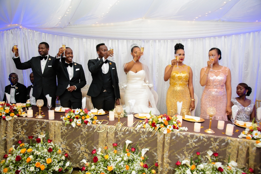 Winnie bagona franck arnaud ntahos beautiful outdoor rwandan winnie franck botswana wedding 2015 on bellanaija weddings 2015 white wedding wf240 junglespirit Gallery