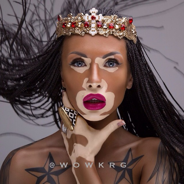 Winnie Harlow - BellaNaija - August2015003