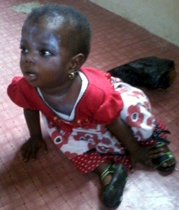Woman Abandons Baby at Lagos Daycare BellaNaija