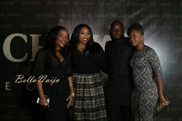 Wunika Mukan, Latasha Ngwube, Katung & Raven Aduwak