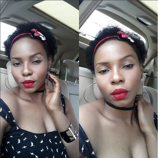 Yemi Alade Natural Hair - BellaNaija - August2015