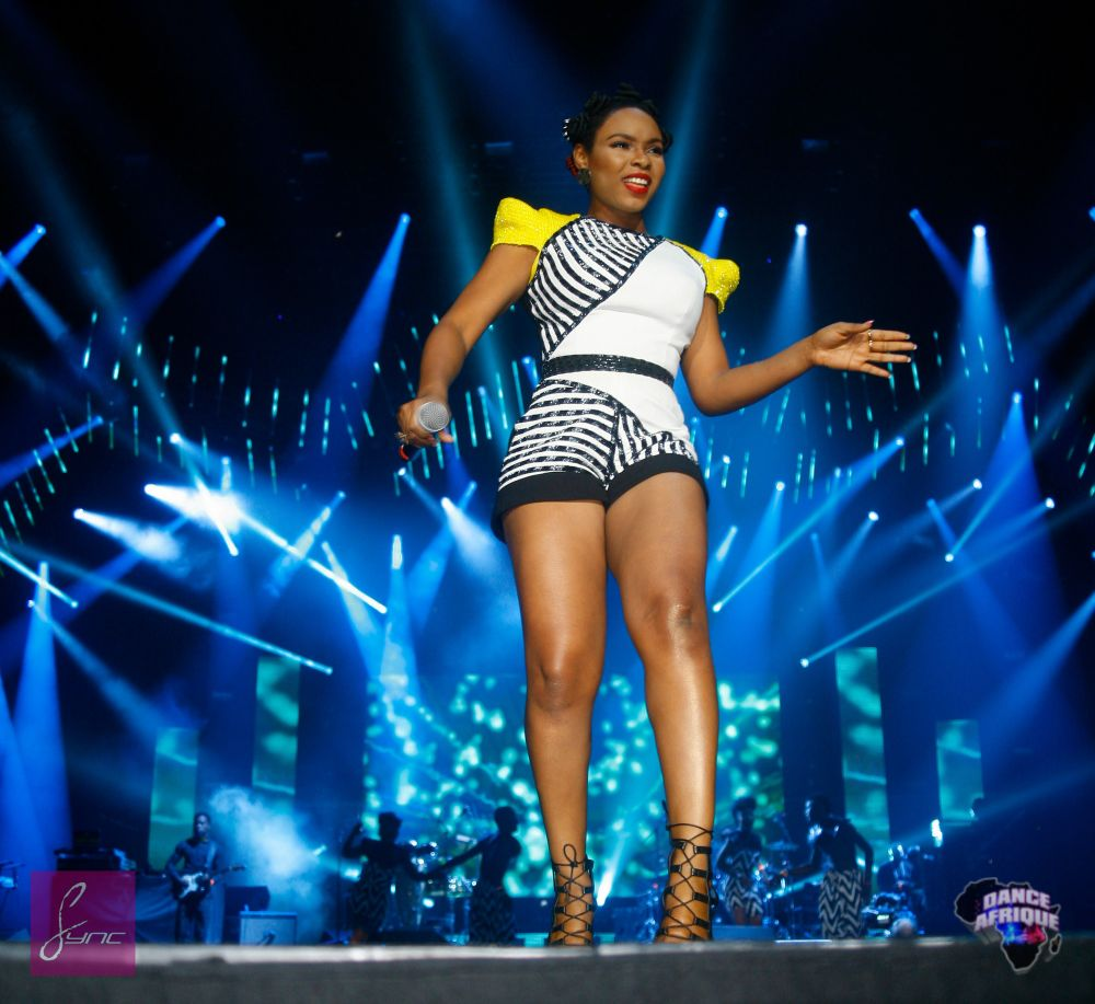 Yemi Alade in Custom Iconic Invanity - Bellanaija - August003
