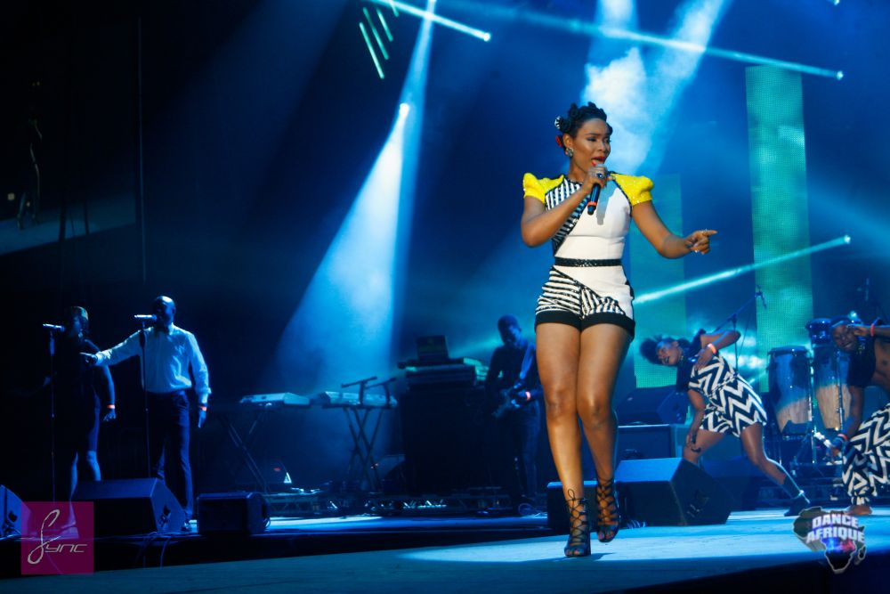 Yemi Alade in Custom Iconic Invanity - Bellanaija - August005