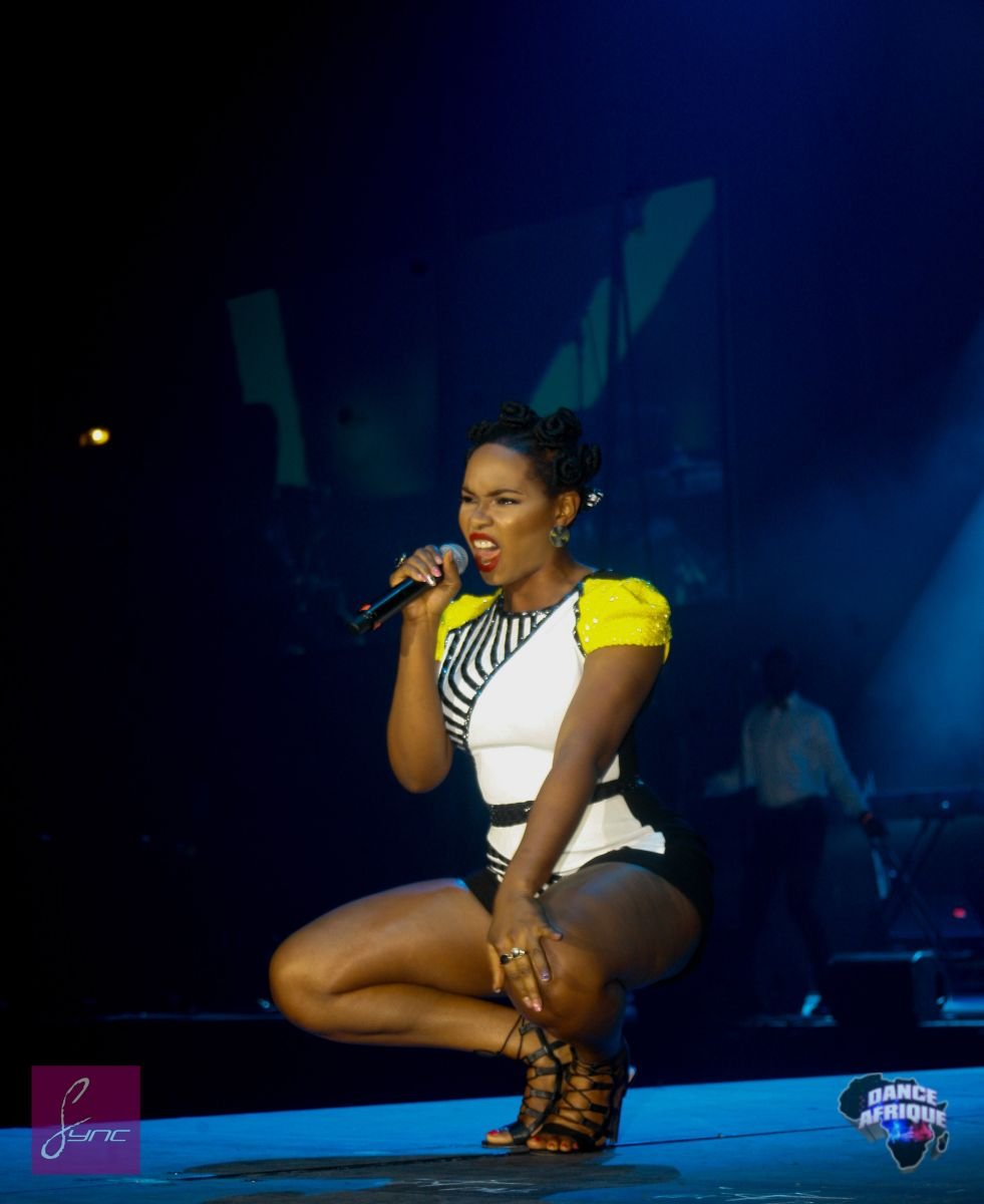 Yemi Alade in Custom Iconic Invanity - Bellanaija - August006