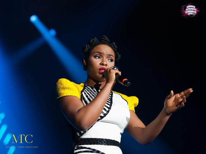 Yemi Alade in Custom Iconic Invanity - Bellanaija - August008