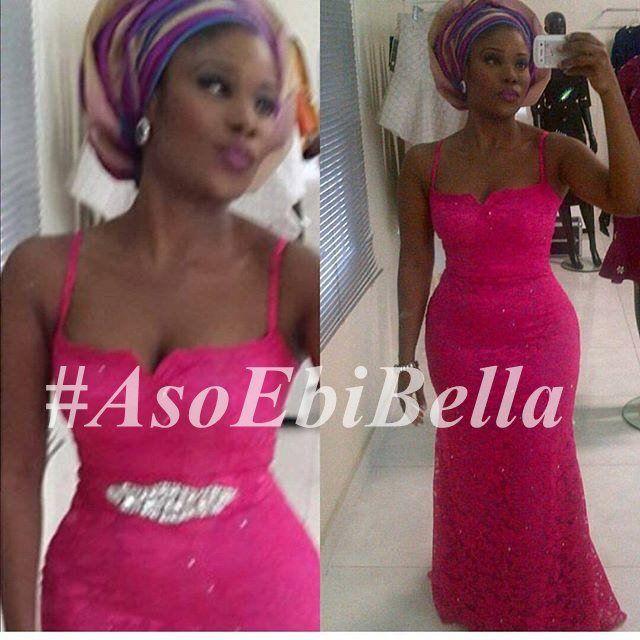@_beautybyqueen | Dress by @derinfabikun