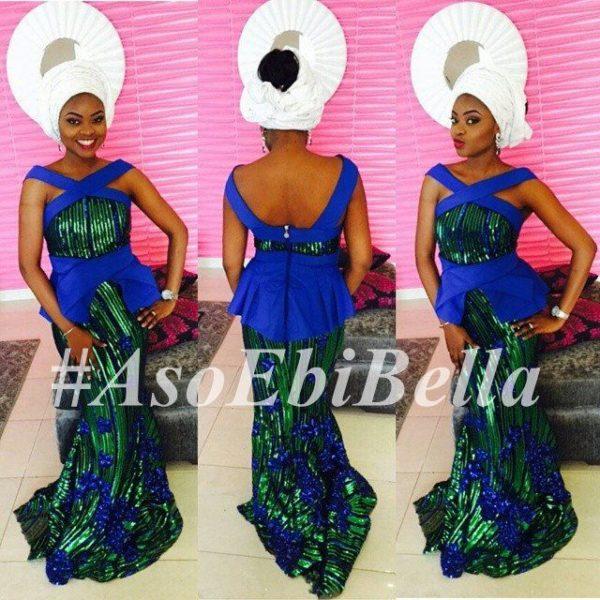 @adenikair | dress by @stylebyayaba