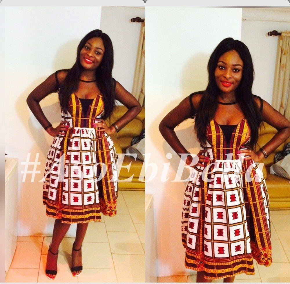 @divaife | dress by @sisi_ologe, hair by @hairbykoko8