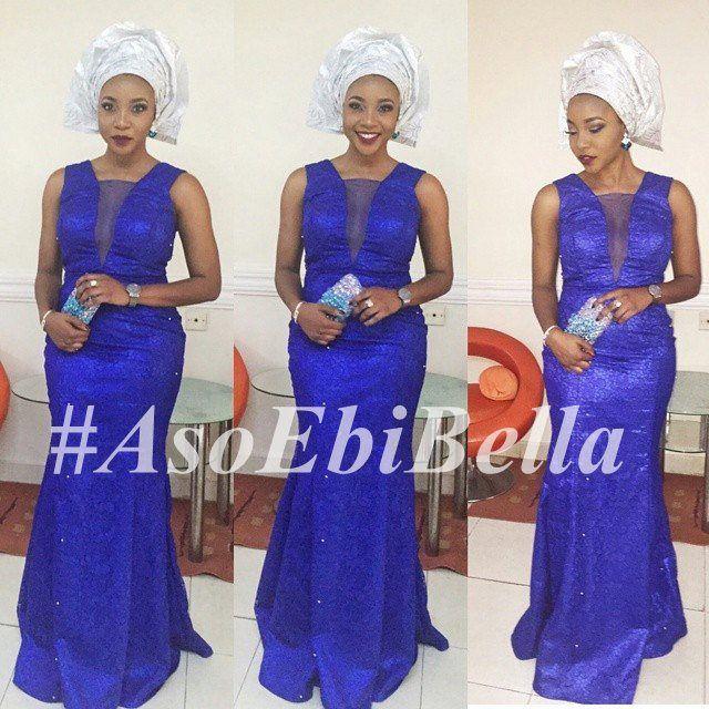 @inidimaokojie | Dress by @stylebyayaba