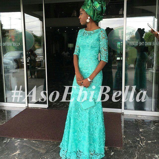 @msyemmie | dress by @elanfashion_ng