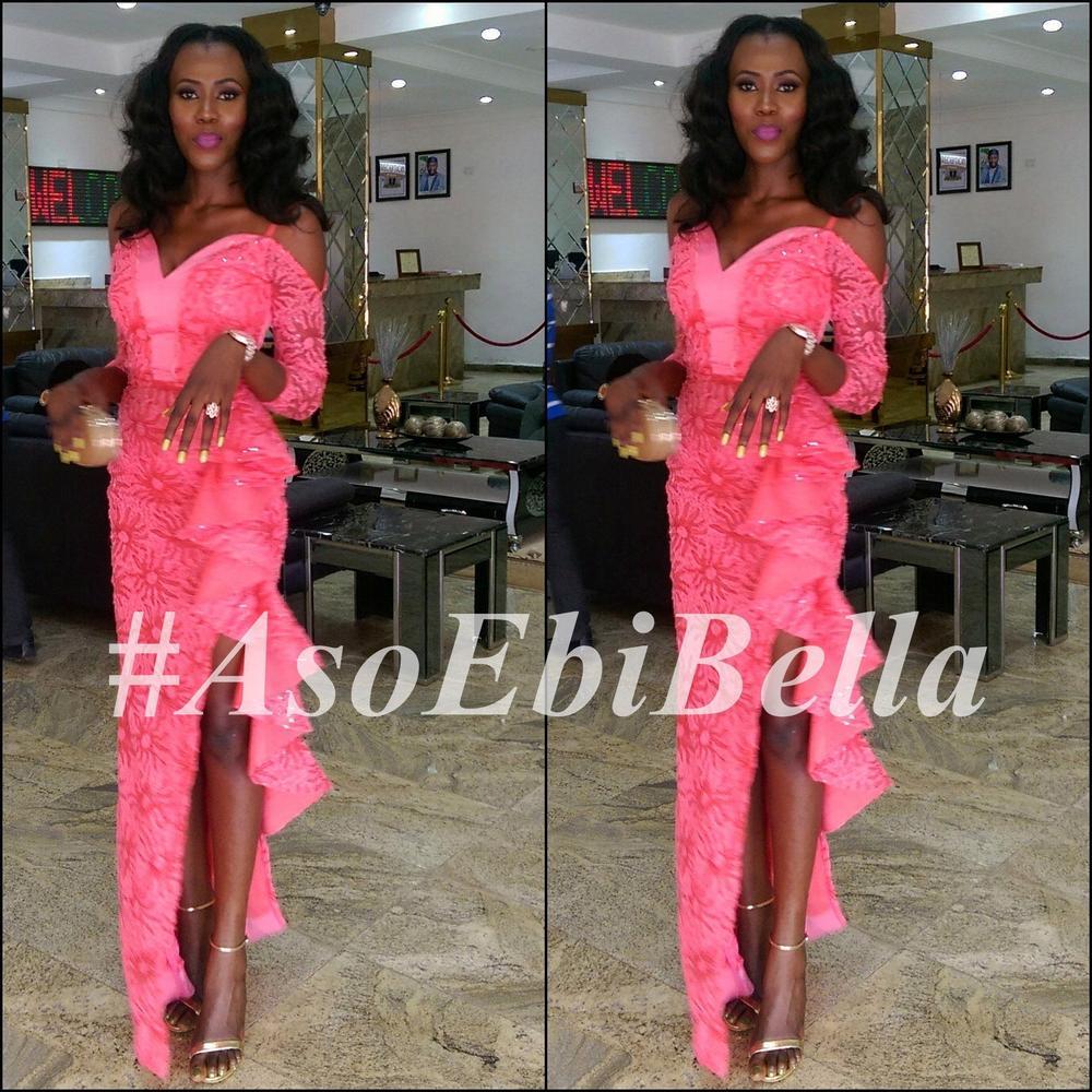 @oma_brown | Dress by @yemishoyemi