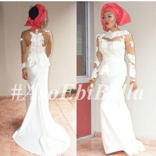 @ovirepeggy | dress by @rikaotobyme