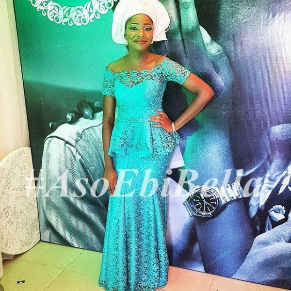 Ada | dress by @temiosiyoye