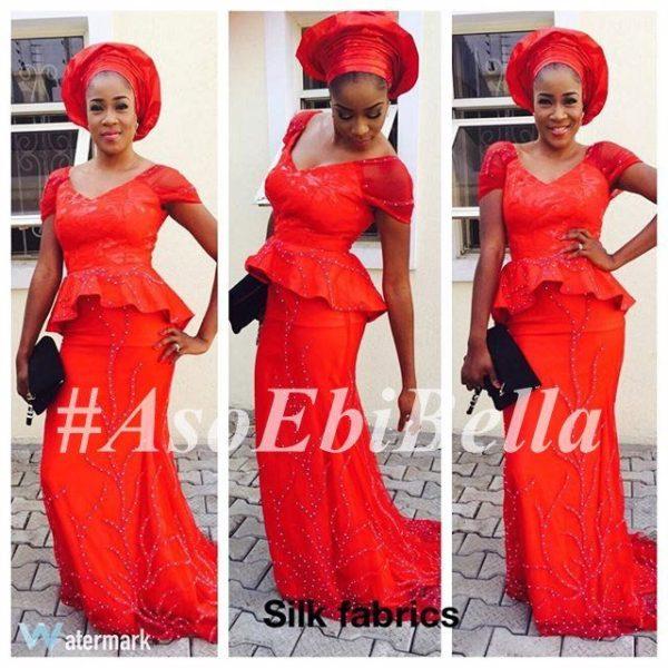 Dress by @Moofa | Fabric by @silkfabrics