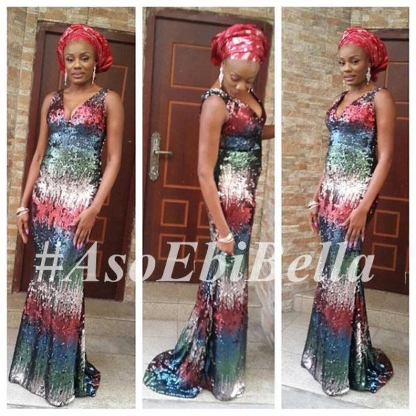 OnoBello | Fabric by @temiladyofkwamuhle | Dress by @lanredasilvaajayi