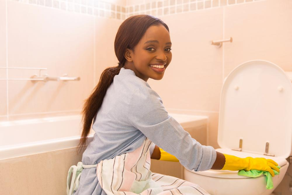 . Busola Adedire  Who Will Clean the Toilet
