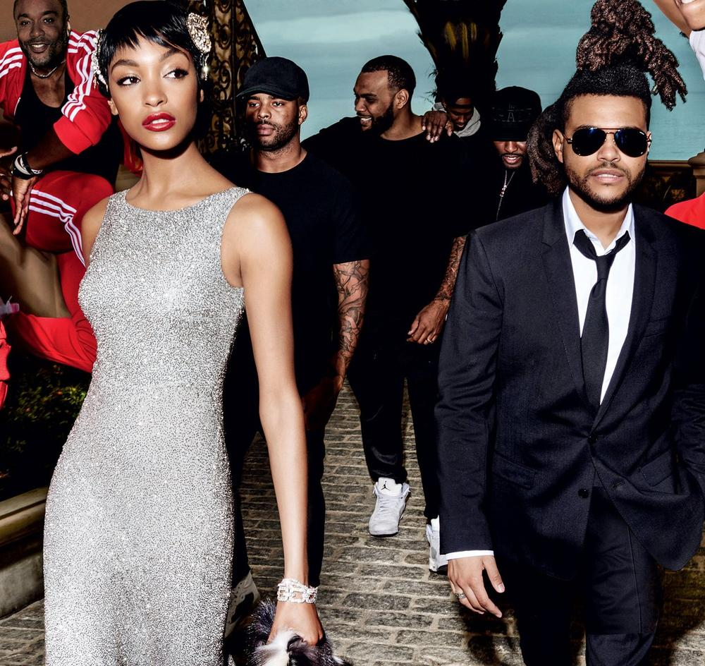 So Fab! Cast Of Hit Series 'Empire' + Weeknd & Jourdan