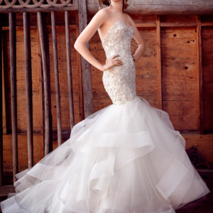 lazaro-bridal-beaded-embroidered-fit-and-flare-tulle-strapless-sweetheart-elongated-wave-horsehair-chapel-3553_zm
