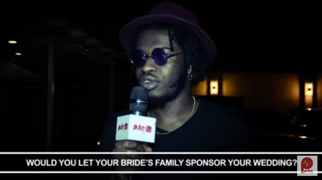 wedding costs boj pulse tv
