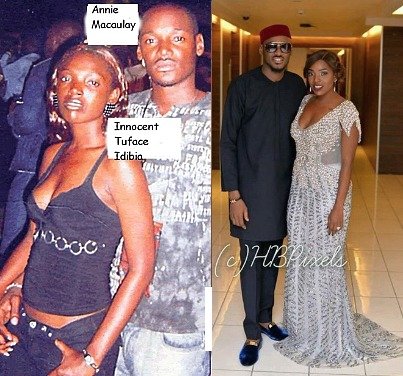 Seeing 2Face & Annie Idibia at 'FORTYfied' was Emotional! | BellaNaija