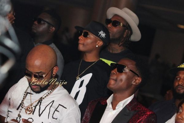 Wande Coal, Banky W, Wizkid, Burna Boy, Sound Sultan