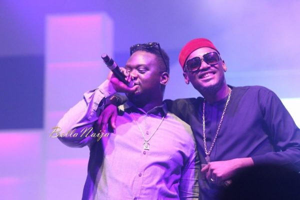 Wande Coal & 2Face Idibia