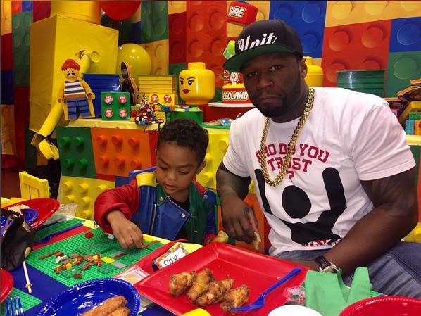 50 Cent Sire Birthday BN 7
