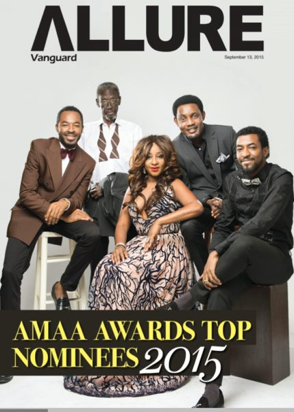 AMAA ALLURE COVER