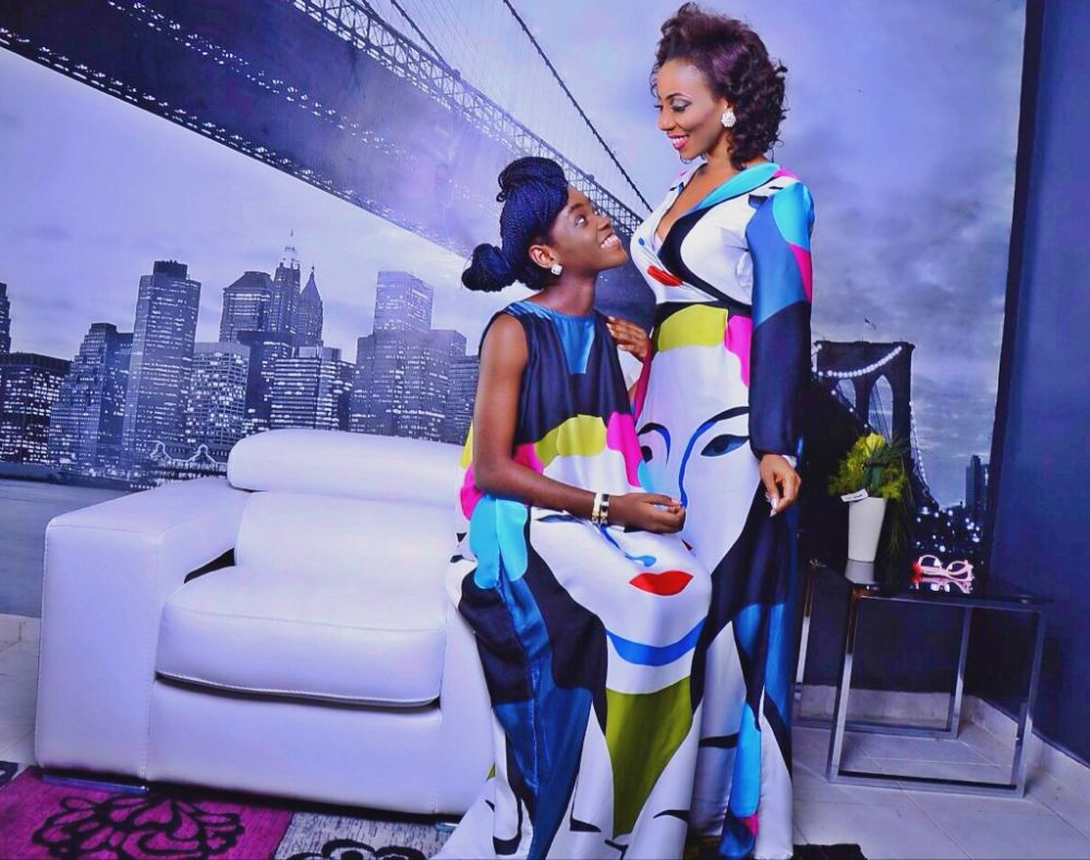 Abbyke Domina Launches Teen Collection with Michelle Aigbe-Gentry - Bellanaija - September001 (1)
