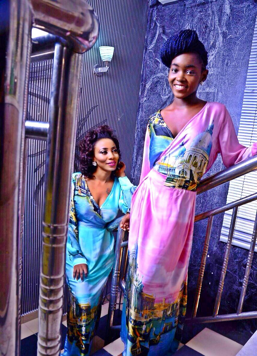 Abbyke Domina Launches Teen Collection with Michelle Aigbe-Gentry - Bellanaija - September001 (4)