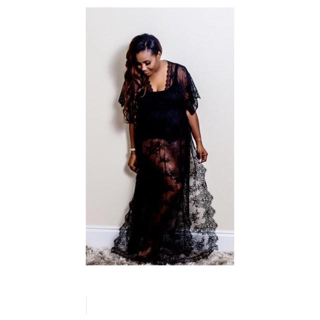 Abisola Kola-Daisi's Elegant Baby Sprinkle BN 4