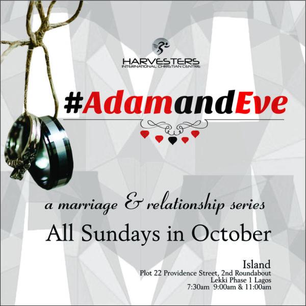 Adam & Eve All sunday in October Flyers DP Island