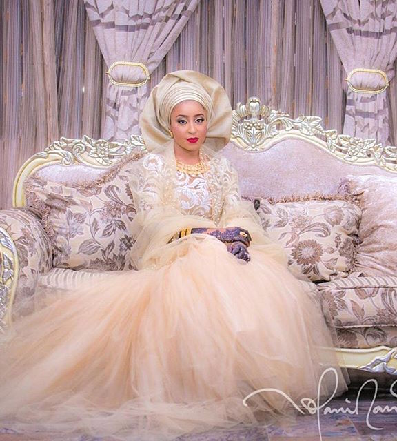 Beautiful Bride Aisha
