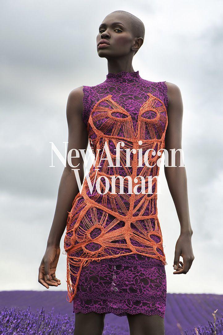 Ajuma Nasanyana covers New African Woman October Issue - Bellanaija - September003
