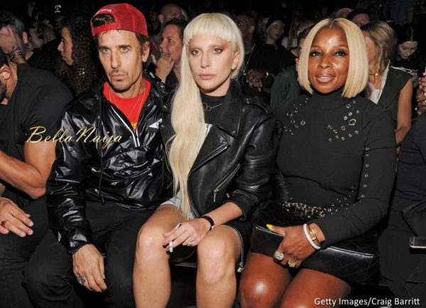 Steven Klein, Lady Gaga and Mary J. Blige
