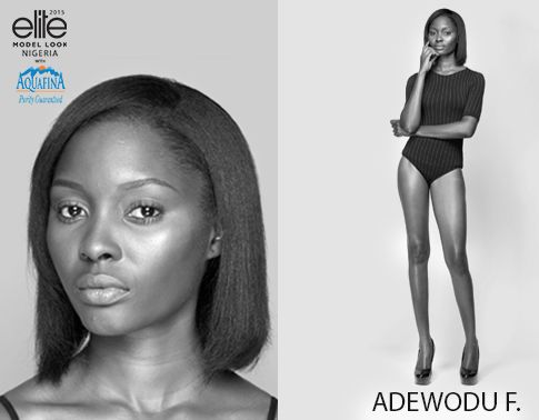 Aquafina Elite Model Look Nigeria 2015 Top 20 Finalists - Bellanaija - September001