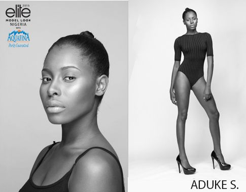 Aquafina Elite Model Look Nigeria 2015 Top 20 Finalists - Bellanaija - September002