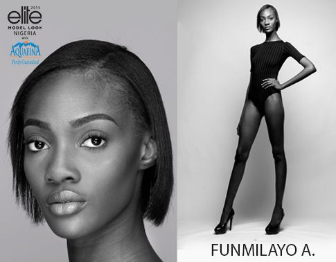 Aquafina Elite Model Look Nigeria 2015 Top 20 Finalists - Bellanaija - September007