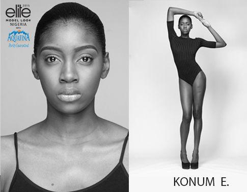 Aquafina Elite Model Look Nigeria 2015 Top 20 Finalists - Bellanaija - September010