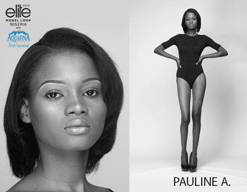 Aquafina Elite Model Look Nigeria 2015 Top 20 Finalists - Bellanaija - September012