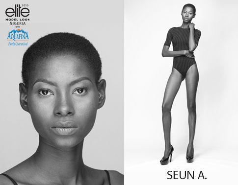 Aquafina Elite Model Look Nigeria 2015 Top 20 Finalists - Bellanaija - September014