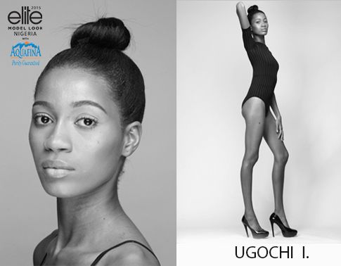 Aquafina Elite Model Look Nigeria 2015 Top 20 Finalists - Bellanaija - September018