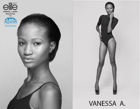 Aquafina Elite Model Look Nigeria 2015 Top 20 Finalists - Bellanaija - September019