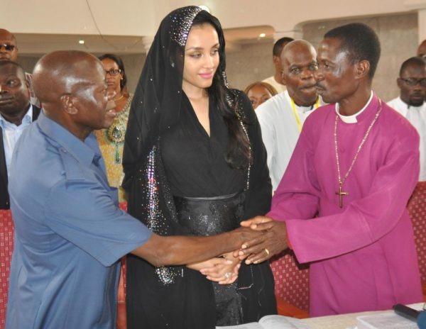 At an Anglican Communion event in Benin City - Alltime News