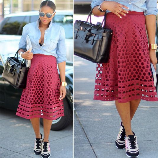 Awed by Monica Hot Shoe Trends to Try - BellaNaija - September 20150019