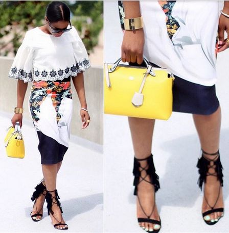Awed by Monica Shoe Trend to Try - BellaNaija - September 2015