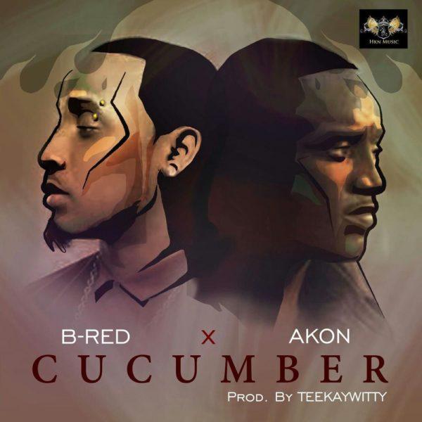 B Red feat. Akon - Cucumber - BellaNaija - September - 2015
