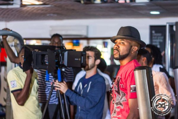 Bts photos from shaydee s carry big load video shoot 2