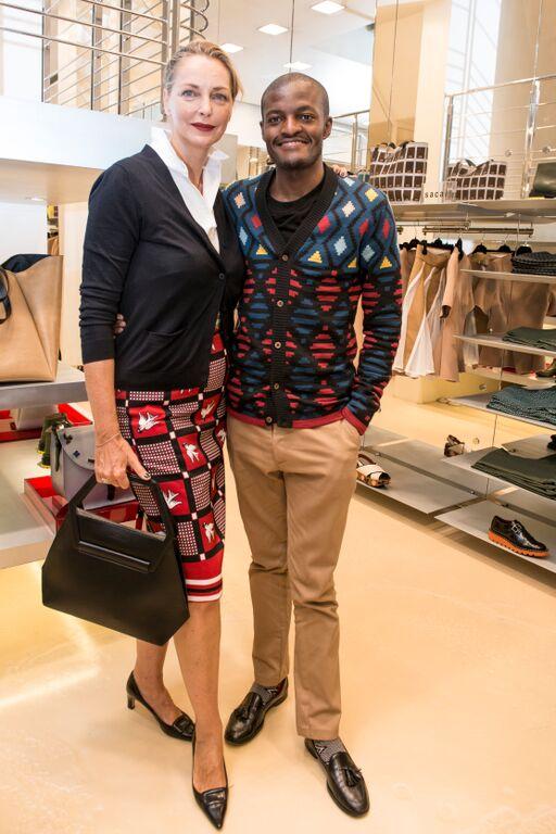 Biffi Boutique x ITC Ethical Fashion Initiative for VFNO & MFW - BellaNaija - September 2015
