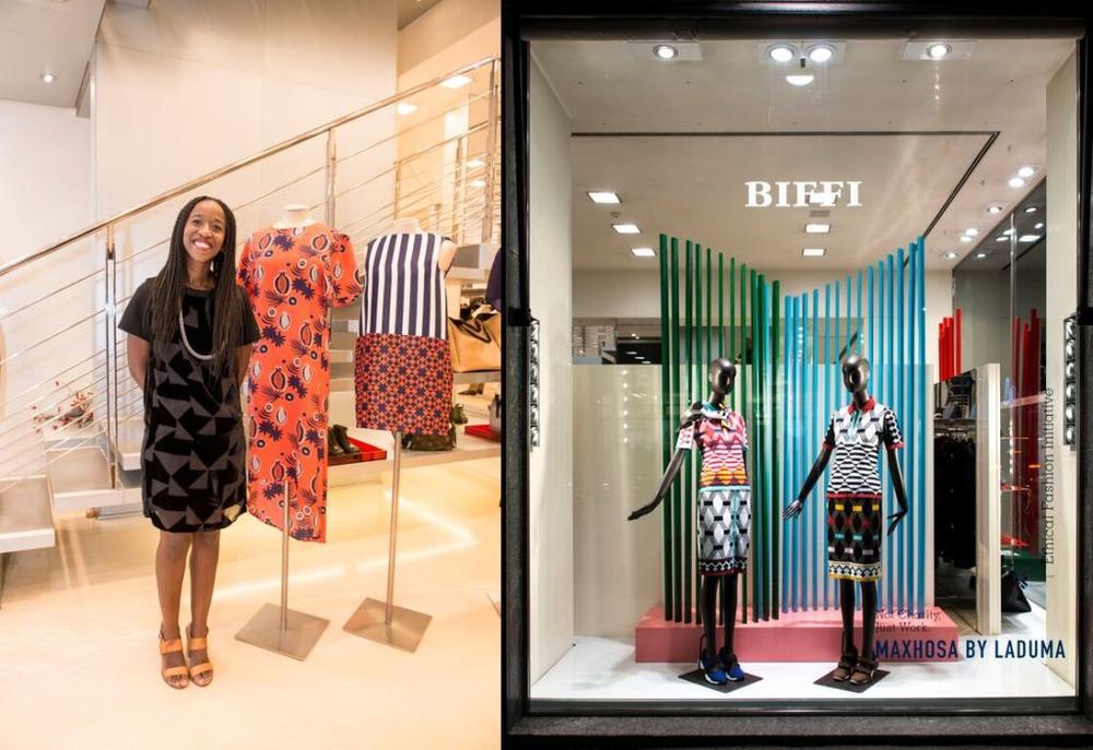 Biffi Boutique x ITC Ethical Fashion Initiative for VFNO & MFW - BellaNaija - September 20150014